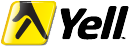 Yell also known as Yellow Pages Logo and link