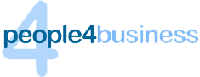 People4Business logo and link